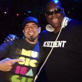 Saeed Younan 1st hour Live @ HAZE Nightclub with Carl Cox. Nov 1. 2014