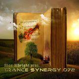 Ricc Albright pres. Trance Synergy 072