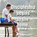 Discipleship Begins in the Home (Deut 6) - english & portuguese