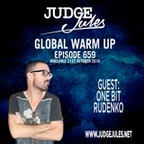 JUDGE JULES PRESENTS THE GLOBAL WARM UP EPISODE 659