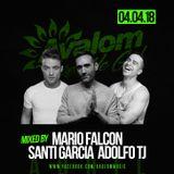 AVALOM@ABRIL'18 Mario Falcon Santi Garcia & Adolfo Tj