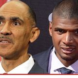 The  Dungy  double standard?
