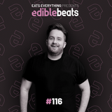 Edible Beats #116 guest mix from Gaetano Parisio