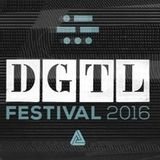Robert Hood - Live @ DGTL Festival 2016 (Spain) Full Set