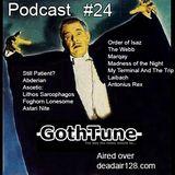 Gothtune podcast-24 - 2014