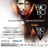 Riobo discoteca Gallipoli 26 luglio 2014 - Live broadcast Radio System