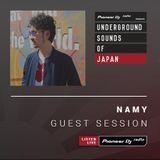 Namy - Underground Sounds Of Japan