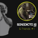 PODCAST #1 - BenedictoXI and Friends - Dj Set by Lausch!