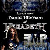 The Thunderhead Show Interview with David Ellefson on www.metaldevastationradio.com