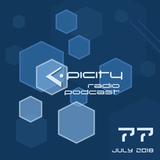 epicity's Radio Podcast Episode 77 (July 2018)