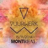 dj Chichou @ Club Montreal - Vuurwerk 15-11-2014