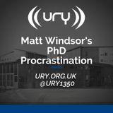 Matt Windsor's PhD Procrastination 20/01/2019