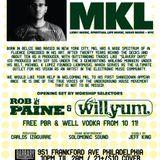 MKL Live @ Shakedown 4-9-2011