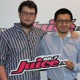 The Juice Box 16/1/18