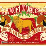 12 Tribes Soundsystem Inna Session - feat. Judah Eskender Tafari and Ras Congo (pt. 3)