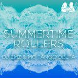 DJ Emz & MC Tango Delta Summertime Rollers Mixtape