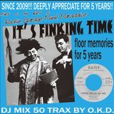 IT'S FINKING TIME Floor Memories For 5 Years
