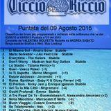 Riccio Col Top 9 Agosto 2015
