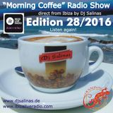 "Dj Salinas ""balearic feelings Morning Coffee"" - Session No28/2016"