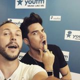 Adam Lambert - You-FM.de 2015-08-27