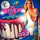 2014.10.11. - Club Allure 11th Birthday - Saturday