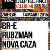 Live recording @vet! march 14 2015, Club NL Amsterdam