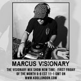 Marcus Visionary - The Visionary Mix Show 063 - Kool London - Fri Nov.2nd 2018