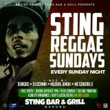 TEARGAS & DJ OCRIMA live at STING BAR, NAKURU.