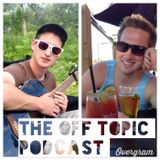Episode 46 - The Off Topic - Joe Taylor, Old Bars and Lemon Limes
