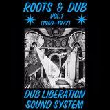 ROOTS & DUB vol.1 (1969-1977)