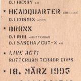 DJ Cut-X - MASH Party (Live @ Bunker Berlin 18.03.1995)