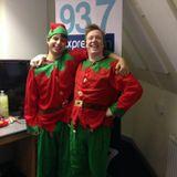 Mason and Josh kick starting Christmas #CandyCaneGiveaway