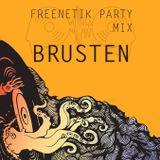 FREENETIK PARTY - BRUSTEN MIX