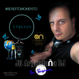 Session STYGIUS by JC ARGANDOÑA DJ 15.07.2017 #BENDITOMOMENTO #MOONCLUB #ONHOTELS