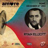 Ryan Elliott @ Amore Music Experience 31.12.2013