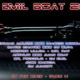Dj Emil - CD Regalo EMIL BDAY 2019