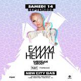 Tomac - Live New City Gas w Emma Hewitt Montreal [14.09.2019]