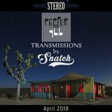 Transmissions @ Pepper 96.6 (April '18) by DJ Snatch