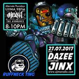The Ruffneck Ting Takeover With Dj Dazee And Guest Mix Jinx 27_07_2017