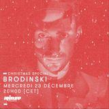Brodinski: Christmas Special - 23 Décembre 2015
