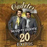 LOS CADETES DE LINARES EXITOS - MIXED BY DJ RAGE