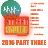 SoulNRnB's Street Sounds Sessions 2016 PART THREE (FINAL) as heard on Nuwaveradio