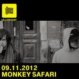 09.11.12 Monkey Safari - Sebästschen & Dial M I