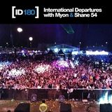International Departures 180