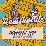 Ramshackle resident mixtape - Patrick Nazemi - November 2014