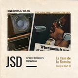 JSD @ La Casa de la Bomba 17/07/15