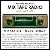 Mix Tape Radio on Folk Radio UK | EPISODE 28