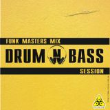 2003.06 Funk Masters - Drum'n'Bass Session mix (by MaxNRG, Derrick & Tonika)