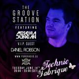 #024 Daniel Robson @ The Groove Station