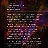 Pan-Pot @ Time Warp Netherlands 2013 - 07-Dec-2013